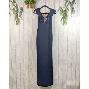 lulus Dresses - Lulus maxi evening dress,gown  perfect opportunity